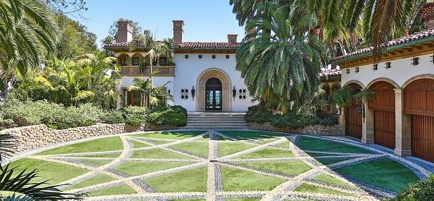 Most expensive villa in Malibu