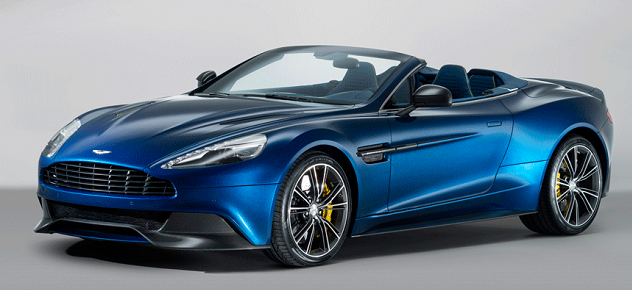 Most expensive cars: Aston Martin Vanquish Volante Most expensive cars: Aston Martin Vanquish Volante Most expensive cars: Aston Martin Vanquish Volante the most expensive homes most expensive cars featured image 632x290
