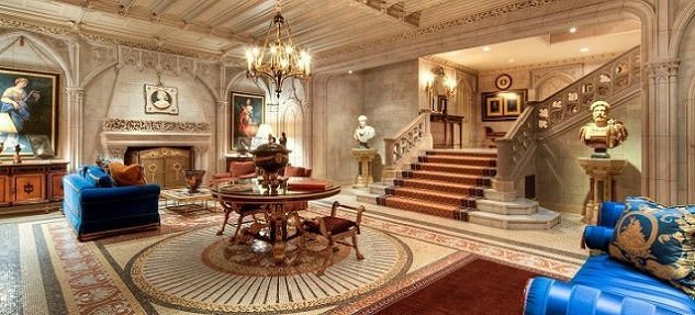 The most expensive homes: Woolworth Mansion in New York City Woolworth Mansion in New York City The most expensive homes: Woolworth Mansion in New York City The most expensive homes Woolworth Mansion in New York City1