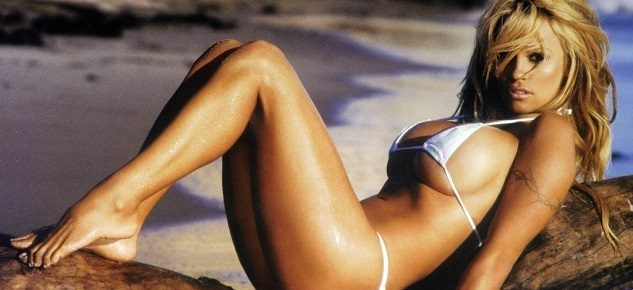 Celebrity homes: Pamela Anderson's beach house in Malibu