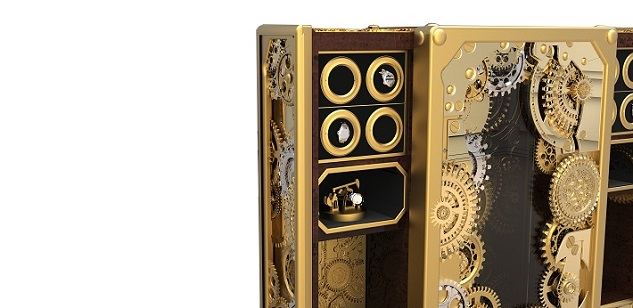 Limited-edition-furniture_a-steampunk-inspired-safe-detail A hyper-luxury steampunk safe you will want to see A hyper-luxury steampunk safe you will want to see Limited edition furniture a steampunk inspired safe detail