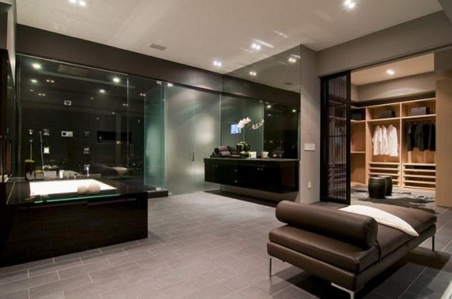 """""""luxury bathroom design ideas"""" A must-see costum luxury home in LA A must-see costum luxury home in LA costum luxury home in los angeles bathroom"""
