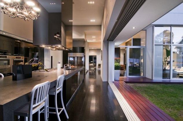 """""""luxury kitchen design"""" A must-see costum luxury home in LA A must-see costum luxury home in LA costum luxury home in los angeles kitchen"""