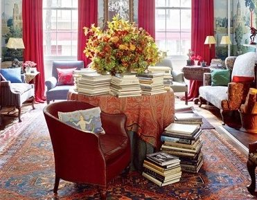 A New York Townhouse filled with treasures
