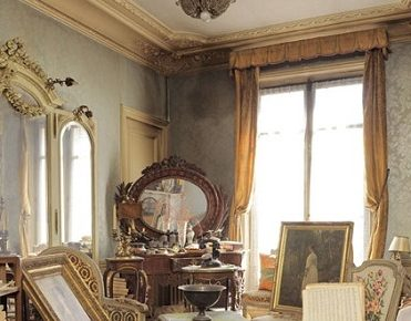 Every antiques hunter dream: a Paris apartment untouched for 70 years