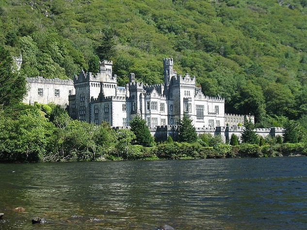 """""""Ireland - Kylemore Co Galway-Abbey"""""""