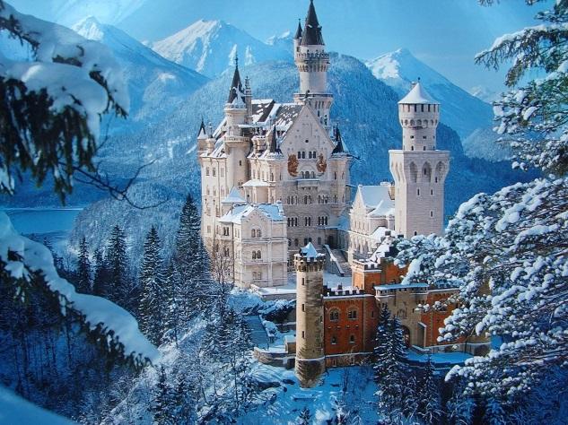 """Palatial estates Bavaria"""