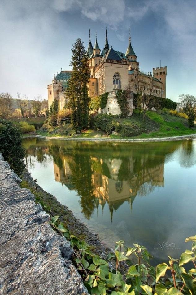 """palatial estates slovakya"""