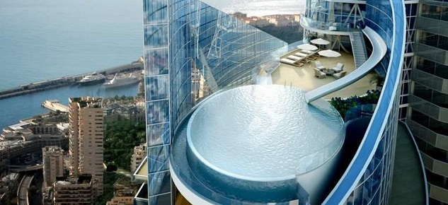 The world's most expensive apartment: a hyper luxururious penthouse The world's most expensive apartment: a hyper luxururious penthouse The world's most expensive apartment: a hyper luxururious penthouse monaco penthouse the worlds most expensive apartment 021