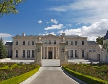 LA's most expensive home: a french mansion that will make your jaw drop LA's most expensive home: a french mansion that will make your jaw drop LA's most expensive home: a french mansion that will make your jaw drop fleur de lys french style mansion1 371x290