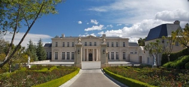 LA's most expensive home: a french mansion that will make your jaw drop
