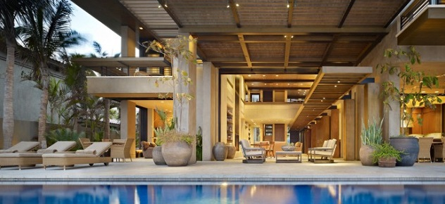 Mexican Villas: a must-see eco luxe paridise