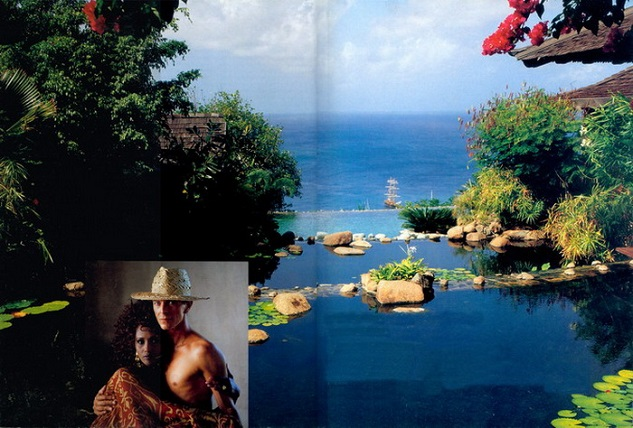 celebrity-homes-david-bowie Celebrity Homes: David Bowie's Balinese inspired Villa Celebrity Homes: David Bowie's Balinese inspired Villa celebrity homes david bowie