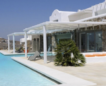 The Most Expensive Beach Homes: Modern Villa in Mykonos The Most Expensive Beach Homes: Modern Villa in Mykonos The Most Expensive Beach Homes: Modern Villa in Mykonos luxury modern villa mykonos 021 371x300