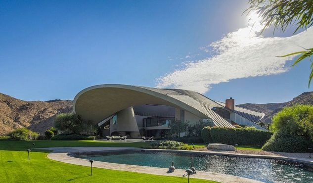 A hymn to modern architecture
