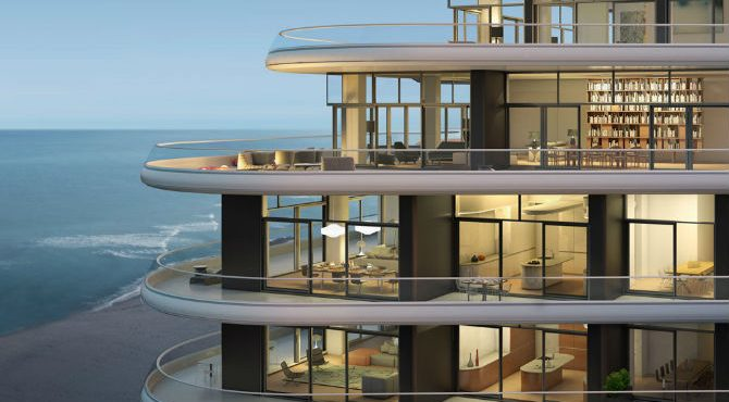 One Bal Harbour Miami Luxury Residences and Penthouse Homes