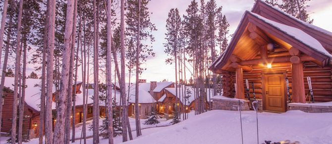 The Most Expensive Home in Montana: Mountain Chateau