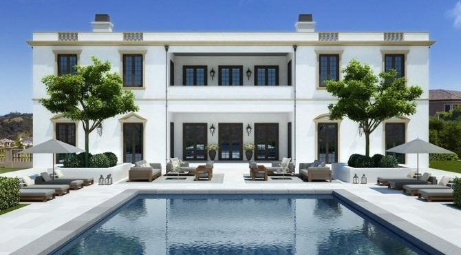Los Angeles luxury real estate