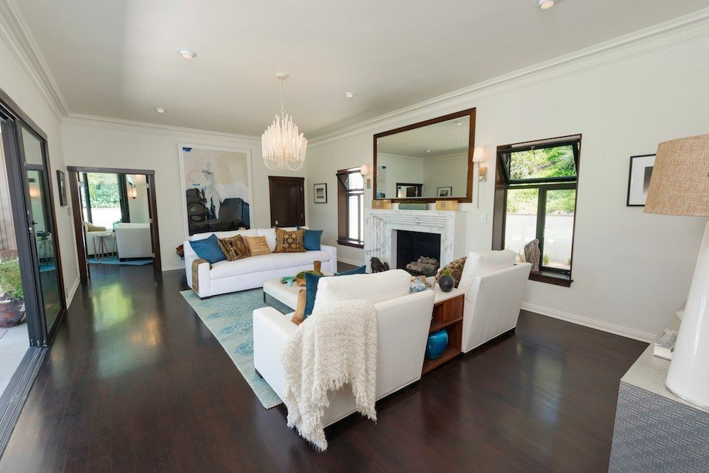 Celebrity Homes: Scarlett Johansson bought a house in Hollywood Hills