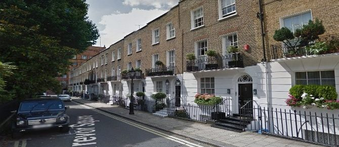 The Most Expensive Homes in England: West London