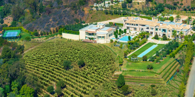 The Most Expensive Home in the US most expensive home in the us Take a Look Inside The Most Expensive Home in the US the most expensive homes the most expensive home in the us 745x370