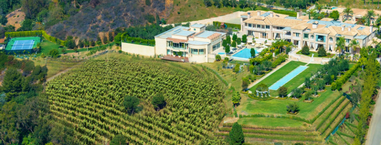 The Most Expensive Home in the US most expensive home in the us Take a Look Inside The Most Expensive Home in the US the most expensive homes the most expensive home in the us 759x290