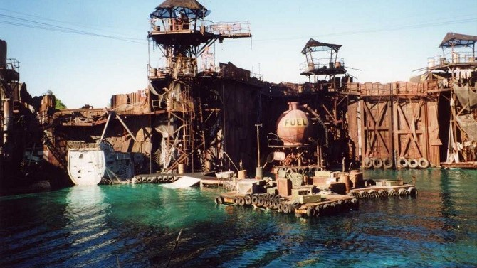 The Most Expensive Movie Sets The Most Expensive Movie Sets The Most Expensive Movie Sets resized The most expensive homes Waterworld Atoll