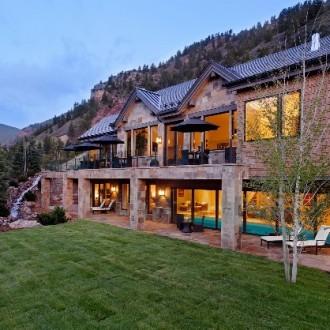 Luxury Estate in Aspen CO