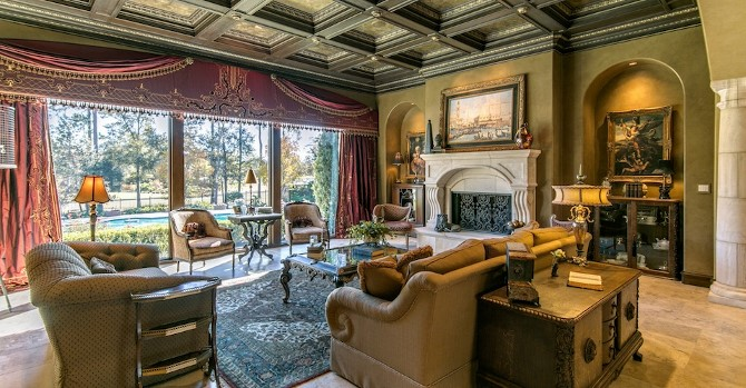 most luxurious living rooms auction of luxury absolute 14259