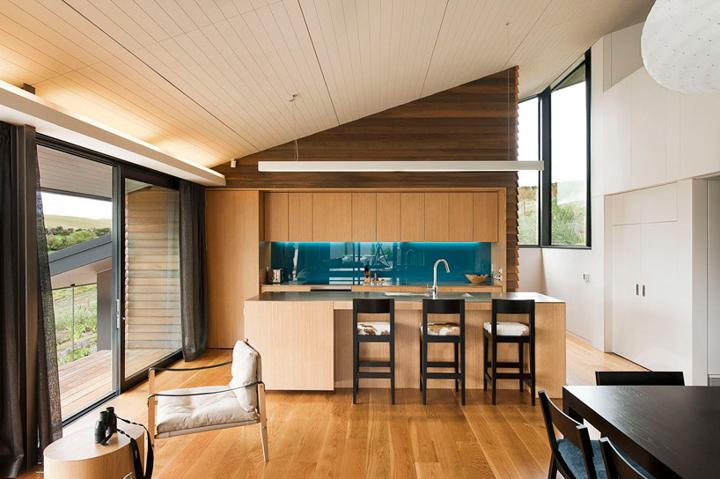 Hawkebury Estate Farm Managers House, Wanaka, New Zealand Hawkesbury residence by Marmol Radziner Hawkesbury residence by Marmol Radziner Best interior designers top interior designers Marmol Radziner 14