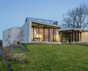 The W.I.N.D. house by Ben van Berkel