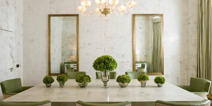 Luxury villa in London by David Collins