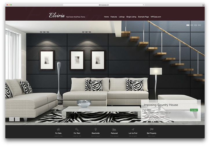 50 Stylish and Responsive Real Estate WordPress Themes ➤ To see more news about The Most Expensive Homes around the world visit us at www.themostexpensivehomes.com #mostexpensive #mostexpensivehomes #themostexpensivehomes @expensivehomes real estate wordpress themes 50 Stylish and Responsive Real Estate WordPress Themes (Part 1) 50 Stylish and Responsive Real Estate WordPress Templates 7