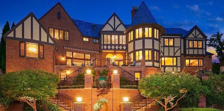 Arthur Loveless-Designed Estate is on the Makert for $14.880M ➤ To see more news about The Most Expensive Homes around the world visit us at www.themostexpensivehomes.com #mostexpensive #mostexpensivehomes #themostexpensivehomes @expensivehomes