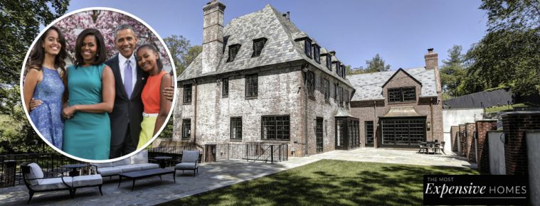 Take a Peek Inside the Marvelous Obamas' New House   CELEBRITY HOMES ➤ To see more news about The Most Expensive Homes around the world visit us at www.themostexpensivehomes.com #mostexpensive #mostexpensivehomes #themostexpensivehomes @expensivehomes