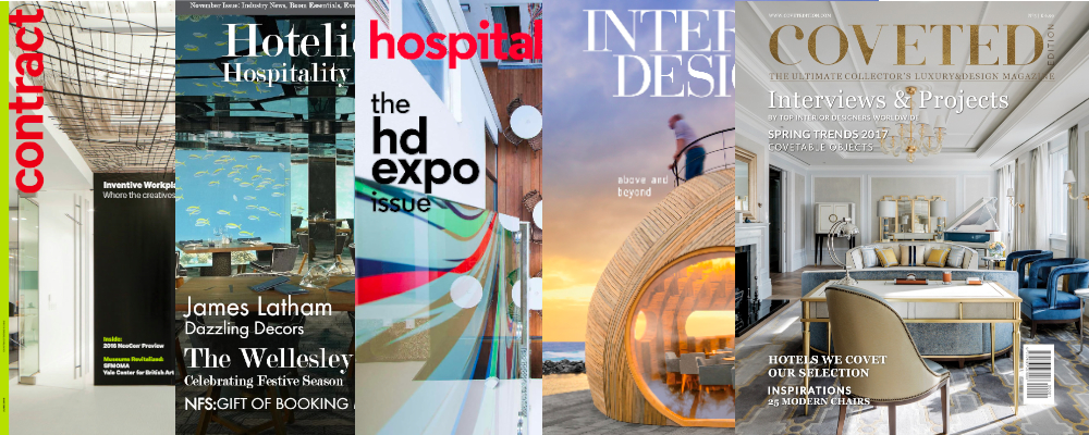 Top Hospitality Design Magazines to Inspire Your Next Project ➤ To see more news about The Most Expensive Homes around the world visit us at www.themostexpensivehomes.com #mostexpensive #mostexpensivehomes #themostexpensivehomes @expensivehomes