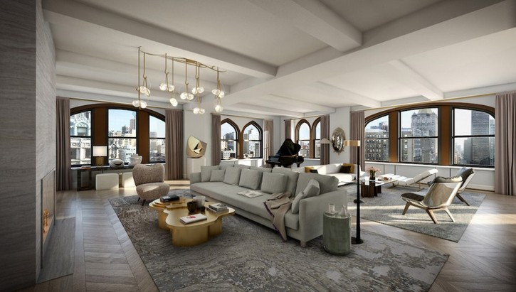The Jaw-Dropping Crown Penthouse is on the Market for $68.5 Million ➤ To see more news about The Most Expensive Homes around the world visit us at www.themostexpensivehomes.com #mostexpensive #mostexpensivehomes #themostexpensivehomes @expensivehomes