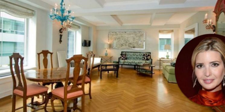 Ivanka Trump's Park Avenue Apartment is for Sale | CELEBRITY HOMES ➤ To see more news about The Most Expensive Homes around the world visit us at www.themostexpensivehomes.com #mostexpensive #mostexpensivehomes #themostexpensivehomes @expensivehomes Ivanka Trump's Park Avenue Apartment Ivanka Trump's Park Avenue Apartment is for Sale | CELEBRITY HOMES Ivanka Trumps Park Avenue Apartment is for Sale CELEBRITY HOMES 745x370