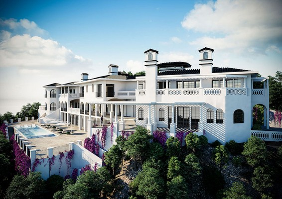 Luxury Spanish Villa This Luxury Spanish Villa in Los Angeles Can Be Yours for $75 MILLION This Luxury Spanish Villa in Los Angeles Can Be Yours for 75MILLION 2