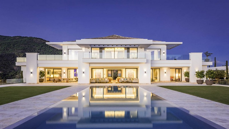 benahavis luxury property Get Ready to Spend €16.5M on This Striking Benahavis Luxury Property Get Ready to Spend    16