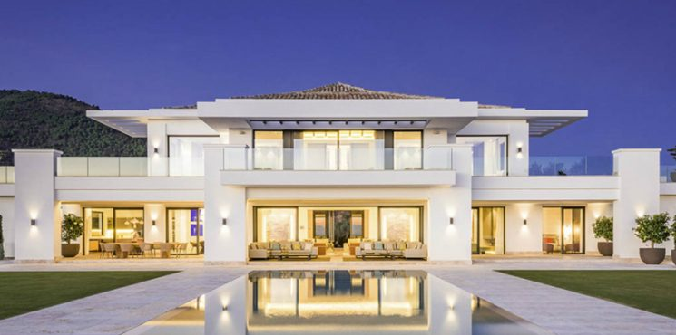 Get Ready to Spend €16.5M on This Spectacular Benahavís Luxury Property ➤ To see more news about The Most Expensive Homes around the world visit us at www.themostexpensivehomes.com #mostexpensive #mostexpensivehomes #themostexpensivehomes #luxuryrealestate @expensivehomes benahavis luxury property Get Ready to Spend €16.5M on This Striking Benahavis Luxury Property Get Ready to Spend    16