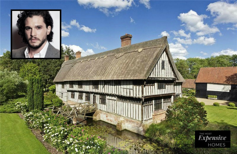 Game of Thrones or Game of Homes: Which House Rules in Real Life? - Game of Thrones star - Emilia Clarke's home, Lena Headey's home, Kit Harington's home ➤ To see more news about The Most Expensive Homes around the world visit us at www.themostexpensivehomes.com #mostexpensive #mostexpensivehomes #themostexpensivehomes #celebrityhomes #GoT #GameofThrones @expensivehomes