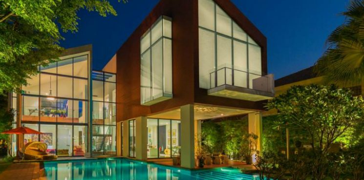 Sentosa Cove Residence is a Stunning Luxury Modern Home - Luxury Real Estate ➤ To see more news about The Most Expensive Homes around the world visit us at www.themostexpensivehomes.com #mostexpensive #mostexpensivehomes #themostexpensivehomes #celebrityhomes @expensivehomes