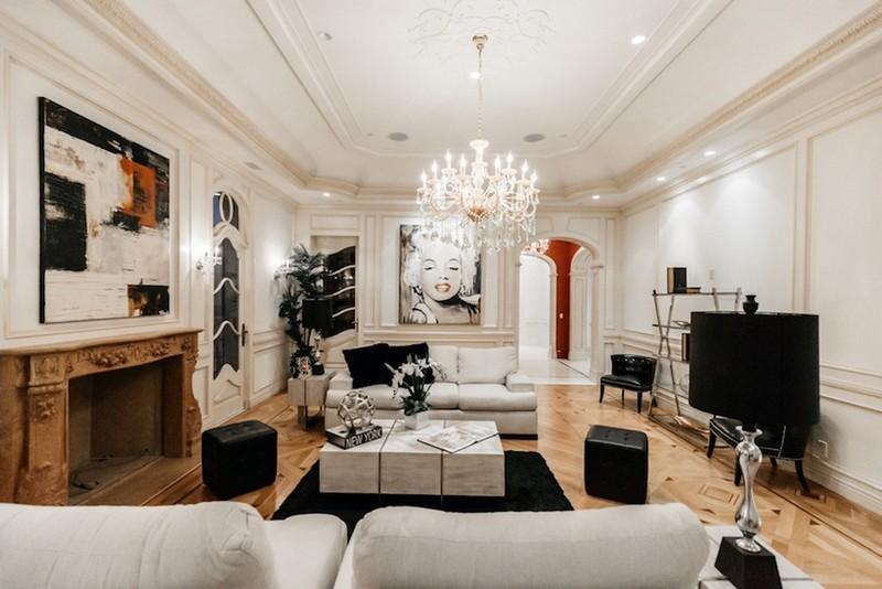beverly hills mansion This Striking Beverly Hills Mansion is Listed for Sale for $80M This Striking Beverly Hills Mansion is Listed for Sale for 80M 11