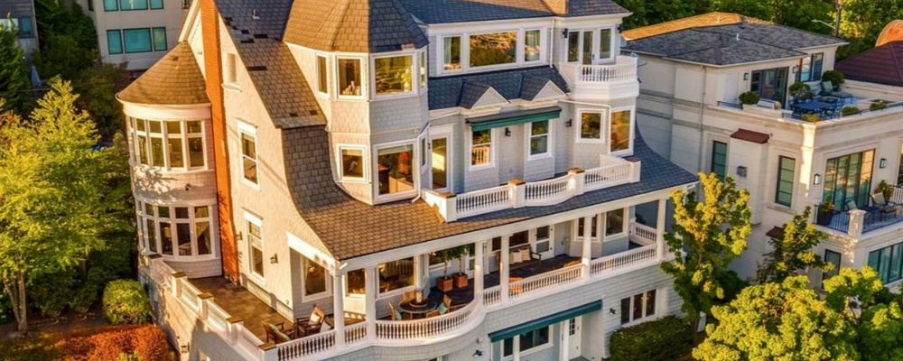 What About This Queen Anne Mansion as Your Dream Home in Seattle - Luxury Real Estate - Luxury Neighborhoods ➤ Explore The Most Expensive Homes around the world on our website! #mostexpensive #mostexpensivehomes #themostexpensivehomes #luxuryrealestate #luxuryneighborhoods #realestate #celebrityhomes @expensivehomes