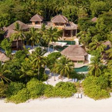 Be Amazed by This Mind-blowing Beachfront Villa in Maldives