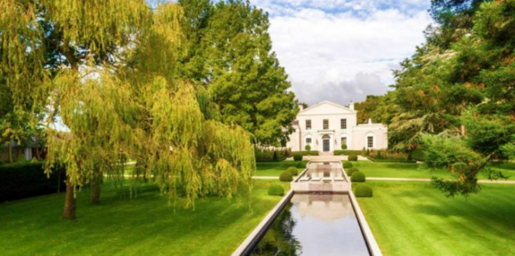 Emsworth Villa, a Really Impressive 18th-century Irish Real Estate - The Most Expensive Homes - Luxury Neighborhoods - luxury Irish property - Celebrity Homes ➤ Explore The Most Expensive Homes around the world on our website! #mostexpensive #mostexpensivehomes #themostexpensivehomes #luxuryrealestate #luxuryneighborhoods #realestate #celebrityhomes @expensivehomes