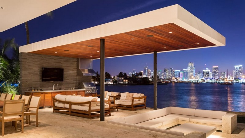 F1 Legend Eddie Irvineu0027s Miami Beach Luxury Mansion Is For Sale   The Most  Expensive Homes