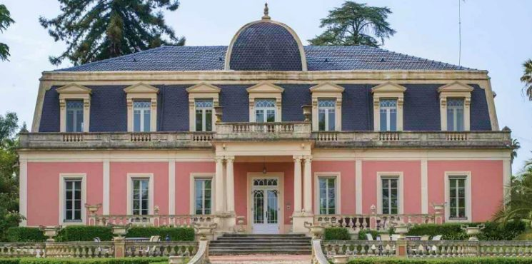 This Stunning 19th Century Palace in Portugal Can Be Yours Now - 19th Century Palaces for Sale - The Most Expensive Homes - Luxury Neighborhoods - luxury homes - luxury properties ➤ Explore The Most Expensive Homes around the world on our website! #mostexpensive #mostexpensivehomes #themostexpensivehomes #luxuryrealestate #luxuryneighborhoods #celebrityhomes @expensivehomes 19th century palace in portugal This Stunning 19th Century Palace in Portugal Can Be Yours Now This Stunning 19th Century Palace in Portugal Can Be Yours Now 19th Century Palaces for Sale The Most Expensive Homes Luxury Neighborhoods luxury homes luxury properties 745x370