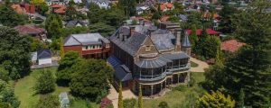The Grandiose Stoke House in Tasmania Is What Dreams Are Made Of